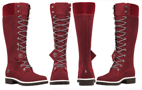 Timberland's Design Your Own Boots!
