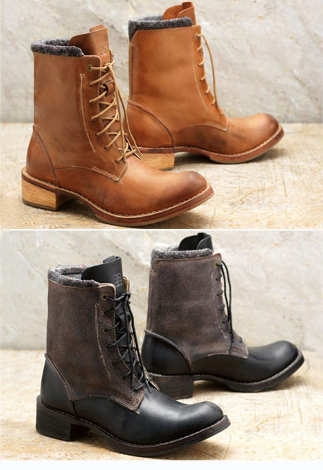 Timberland Women Lace up boots