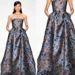 timeless ball gown Badgley Mischka Fall 2014