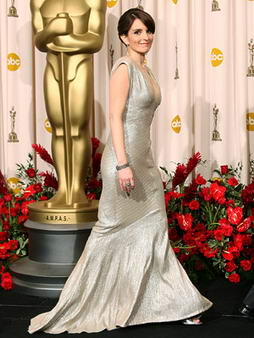 The White Oscars Dresses 2009