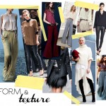 tips for personal style mixing form texture