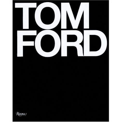 Tom Ford book by Tom Ford cover