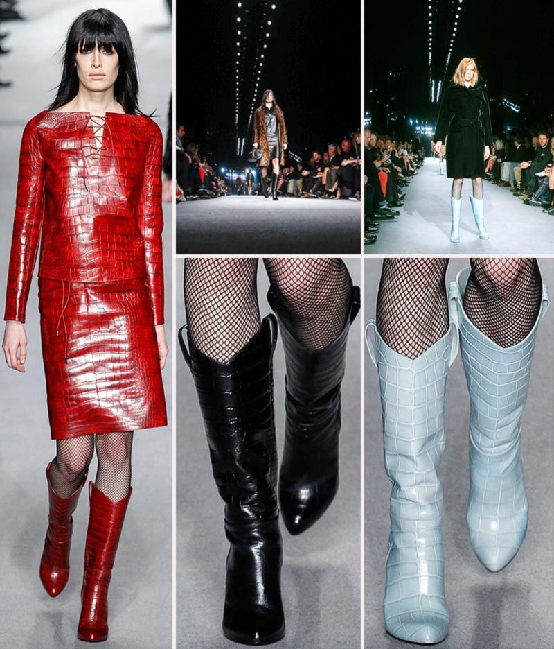 Tom Ford boots fall 2014