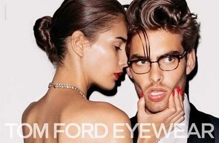 Tom Ford Eyewear Ad