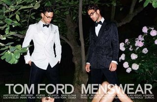 Tom Ford Eyewear Advertising