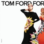 Tom Ford Fall 2013 ad campaign for women