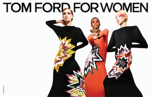 Tom Ford Ad Campaign For Women. Really?
