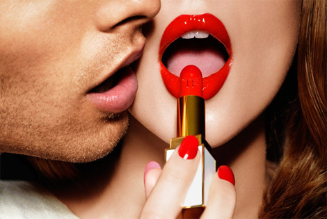Tom Ford Private Blend Lip Color Lipstick ad