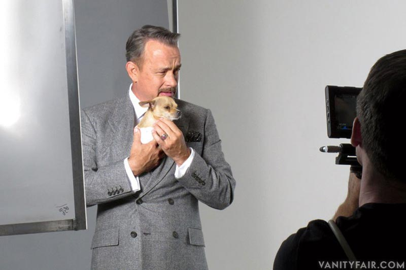 Tom Hanks Vanity Fair March 2013 Hollywood issue