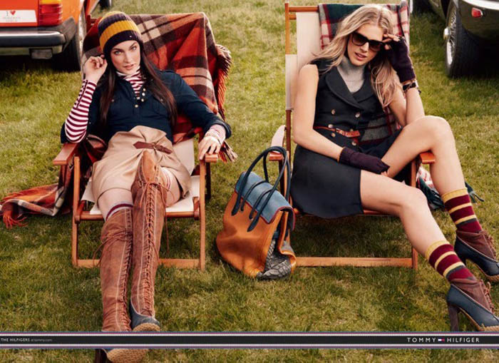 Tommy Hilfiger Fall Winter 2010 2011 ad campaign 2
