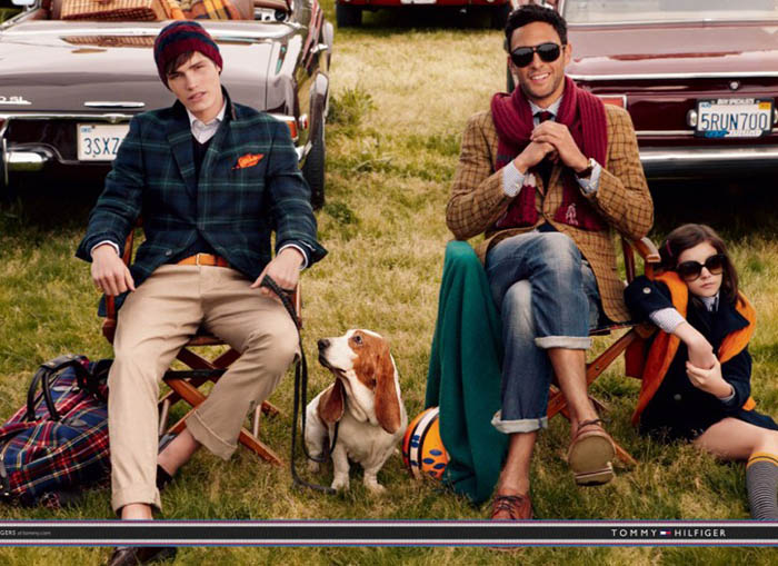 Tommy Hilfiger Fall Winter 2010 2011 ad campaign 3