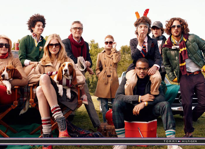 Tommy Hilfiger Fall Winter 2010 2011 ad campaign 4