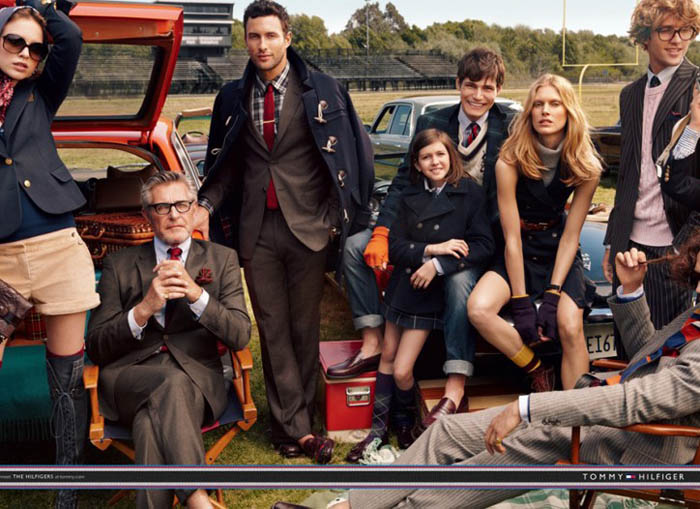 Tommy Hilfiger Fall Winter 2010 2011 ad campaign 5