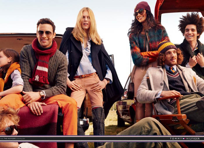 Tommy Hilfiger Fall Winter 2010 2011 ad campaign 6