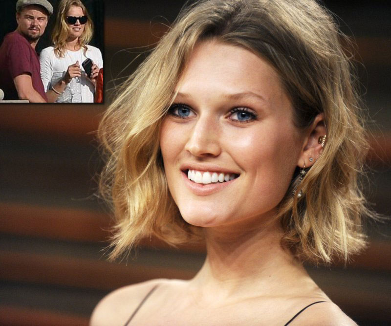 Toni Garrn Leonardo DiCaprio new girlfriend