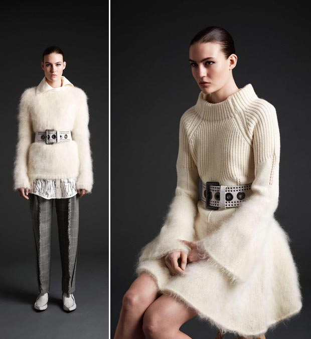 Top 5 Fall Fashion Trends: McQ McQueen Fall 2013 Collection