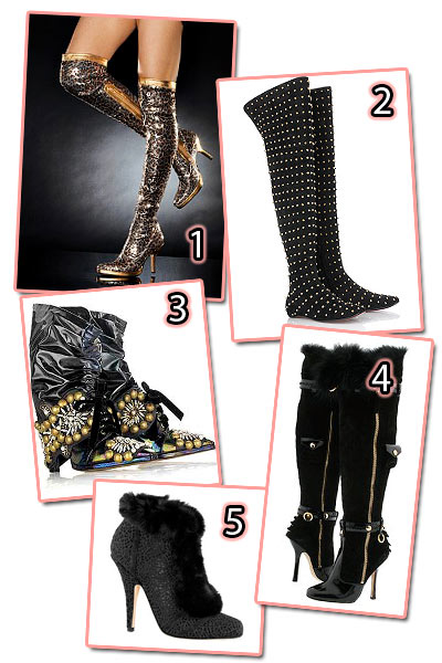 Top 5 Ugly Boots