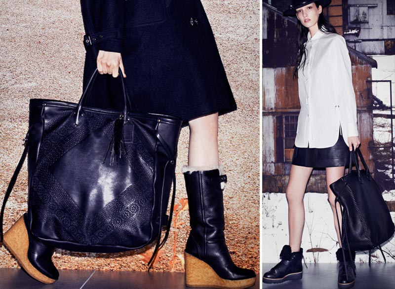 totes boots fall winter 2014 Coach