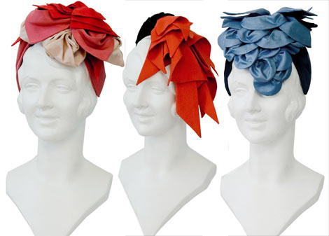 Dare To Wear Tour De Force Giant Layered Headbands?