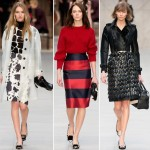 trends Fall 2013 Burberry collection