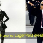 truth about Lagerfeld Barbie
