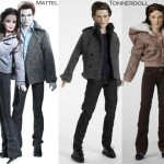 Twilight dolls Mattel Tonnerdolls