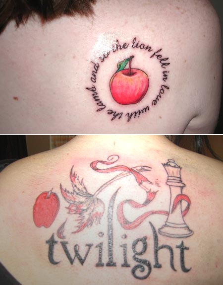 Twilight Tattoo 1