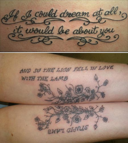 Twilight Tattoo 2