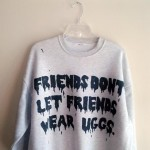 ugg sweatshirt