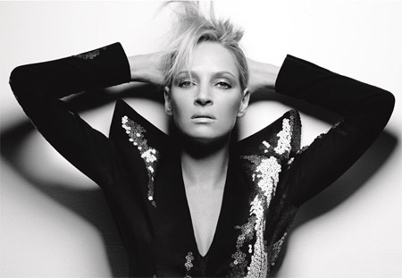 Uma Thurman Another Magazine Picture