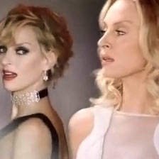 Uma Thurman's Givenchy Ange Ou Démon Le Secret Fragrance Ad