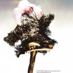 Unbelievable Fashion by Nick Knight for Vogue UK December 2008 pictures 2