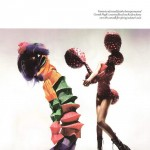 Unbelievable Fashion by Nick Knight for Vogue UK December 2008 pictures 8