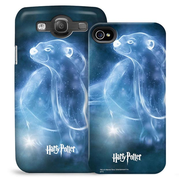 unbelievable Harry Potter phone case