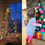 unconventional nontraditional Christmas Trees