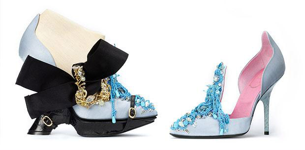 Roger Vivier's Couture Shoes Collection 2009
