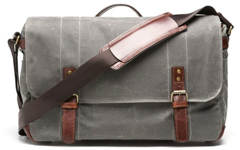 Union camera laptop bag smoke