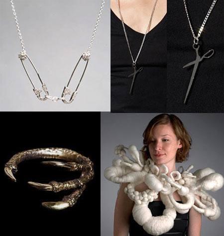Unusual Jewelry