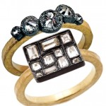 unusual rings Tap by Todd Pownell