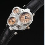 unusual watch design Vianney Halter