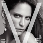 V Magazine 55 fall 2008 Frankie Rayder cover