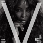 V Magazine 55 fall 2008 Naomi Campbell cover