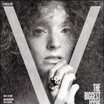 V Magazine 55 fall 2008 Sunniva Stordahl cover