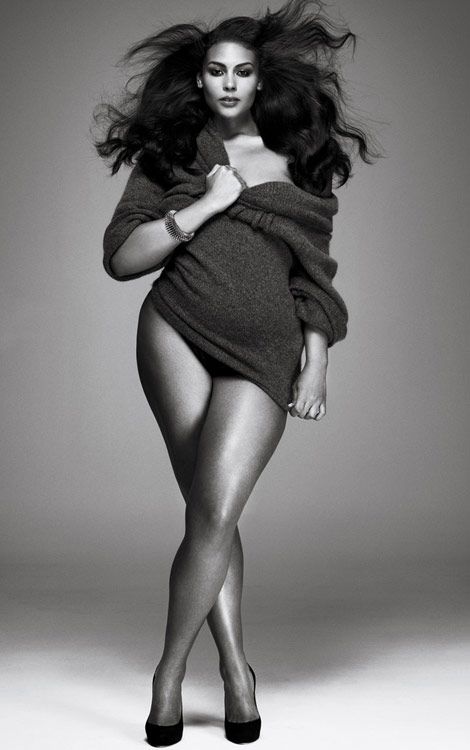 V Magazine January 2010 Curves Ahead