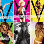 V59 Swimsuit issue Claudia Naomi Gisele covers