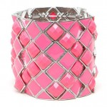 Valentine s Day gifts ideas pink cuff