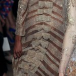 Valentino Haute Couture Fall 2011 back bow dress