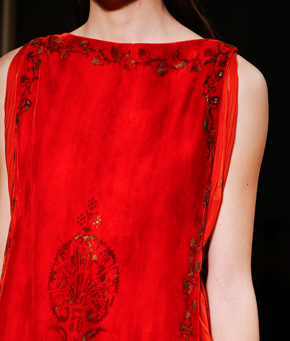 Valentino Haute Couture Spring 2016 details