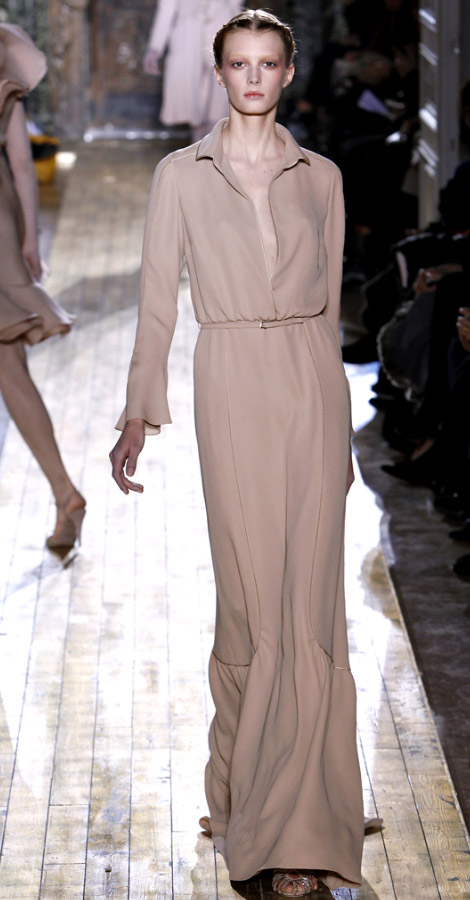 Valentino Haute Couture Spring Summer 2011 Paris Fashion Show