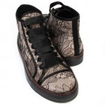 Valentino lace sneakers